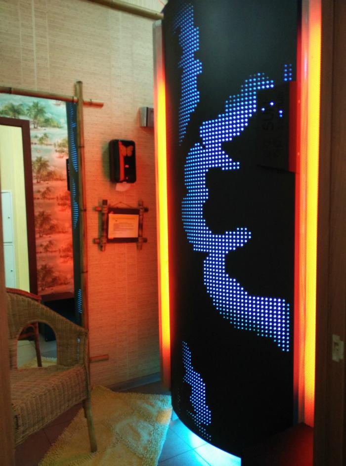 Вы просматриваете изображения у материала: Солнечный рай - студия загара