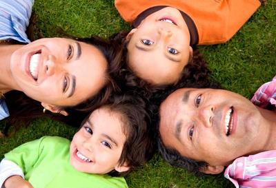 семейные отношения: время в кругу семьи
