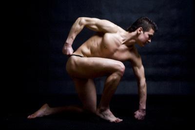 мужской танец стриптиз