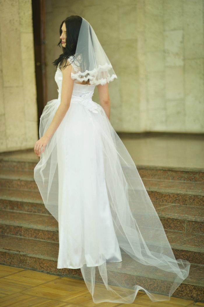 Вы просматриваете изображения у материала: ДНК(D&K), ателье свадебных и вечерних платьев