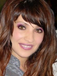Михненко Динара - самый стильный образ Нового 2011